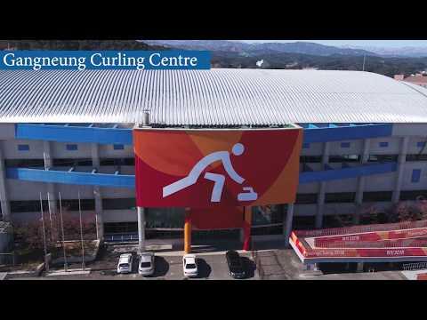 Gangneung Curling Centre   Venues at the PyeongChang 2018 Winter Paralympic Games