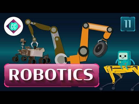 Robotics: Crash Course AI #11