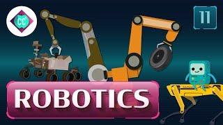 Robotics: Crash Course AI #11