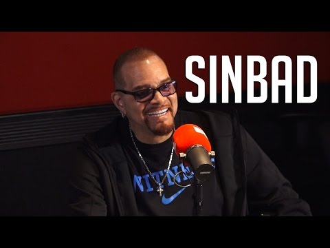 "Sinbad On Donald Trump: ""I Worked With Trump, We Weren't Supposed To Win"" + Dating Advice"