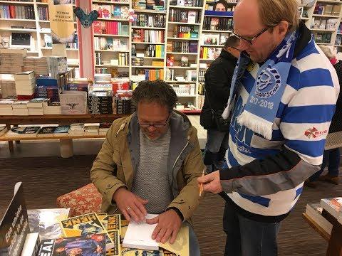 Levensverhaal van voetbaltrainer Henk de Jong opgeschreven in boek