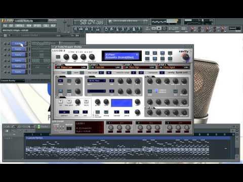 Instrumentos VSTI RTAS | Luxonix Ravity-s | Clases de Producción Musical en Lima