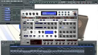 Instrumentos Virtuales | Luxonix Ravity-s | Clases de Producción Musical en Lima