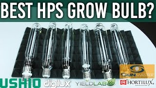BEST 2015 HPS Grow Light Comparison Test Review