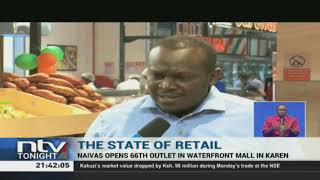 Naivas Supermarket opens new outlet in Karen