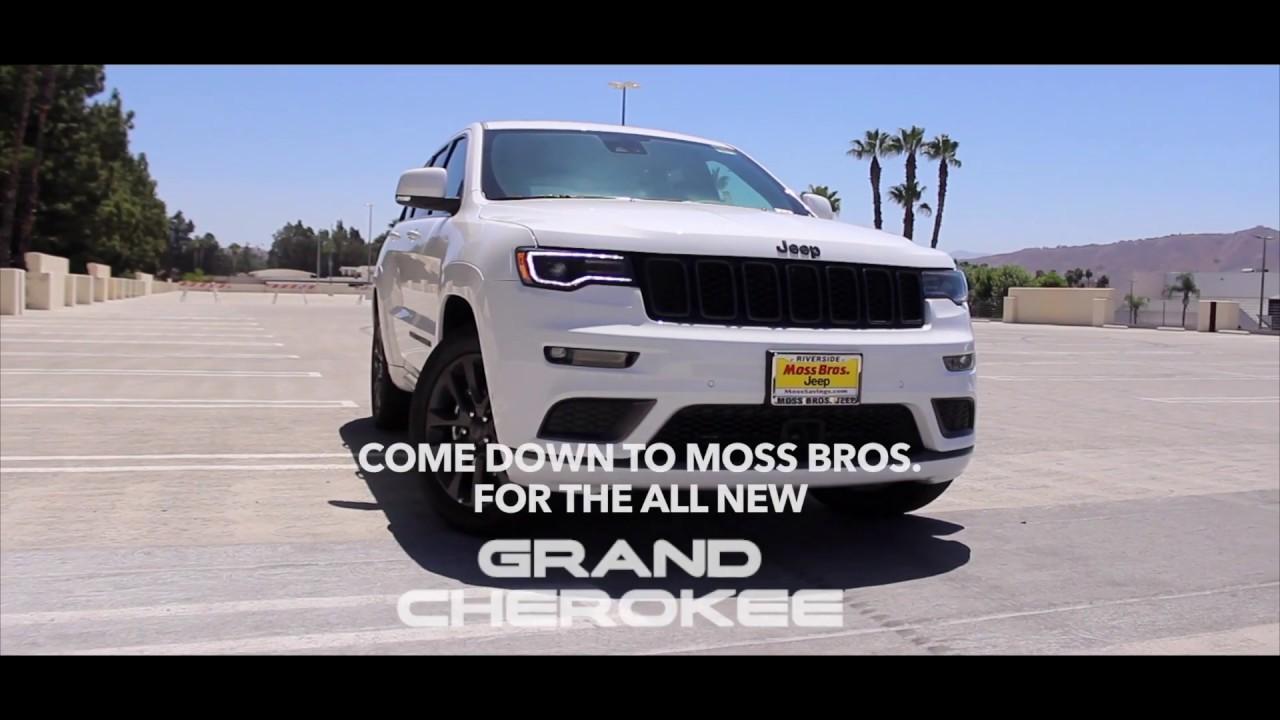 Moss Bros Jeep >> Moss Bros Jeep Grand Cherokee