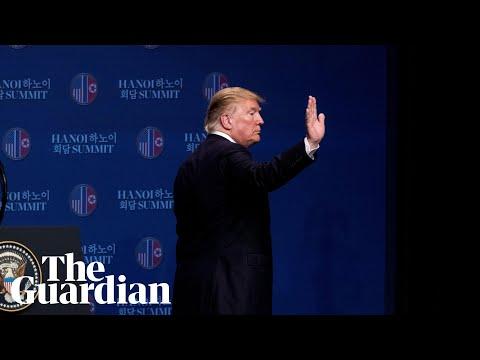 Trump on Kim Jong-un talks: 'Sometimes you have to walk' Mp3