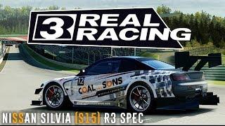 Real Racing 3 - Событие на Nissan Silvia (S15) R3 Spec (ios) #4