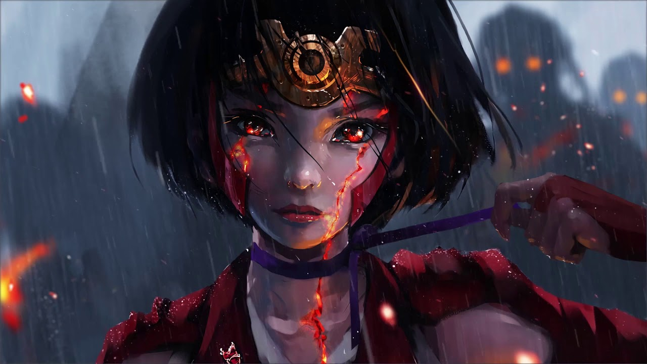 Kabaneri Of The Iron Fortress Wallpaper: Kabaneri Of The Iron Fortress-mumei