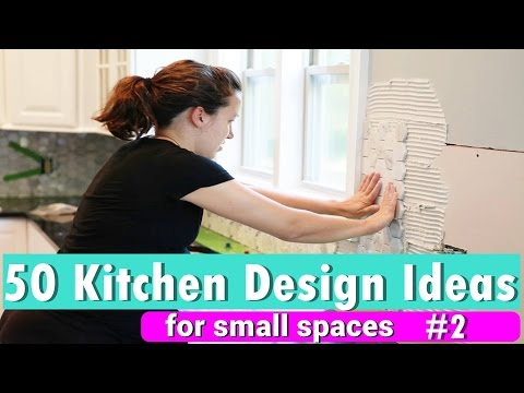 50 Kitchen Design Ideas For Small Spaces #2