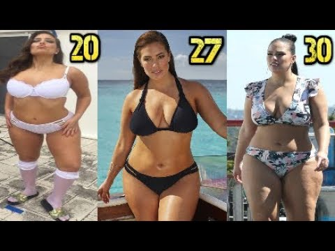 Download Ashley Graham Best Transformation From 1999 To 2018