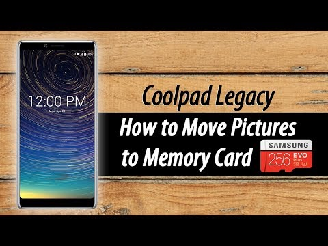 Coolpad Legacy How To Move Pictures To Your Memory Card