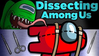 Dissecting the Among Us Crewmate! | The SCIENCE of... Among Us