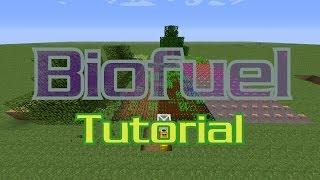 Biofuel Tutorial - Step-by-Step Setup of a Biofuel Prodution Farm