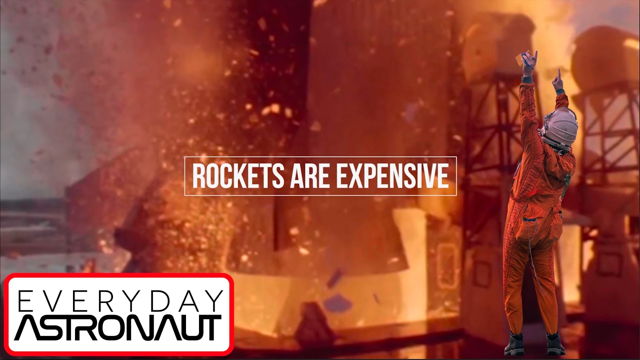 Why Throw Rockets Away When We Could Reuse Them? A SpaceX ...