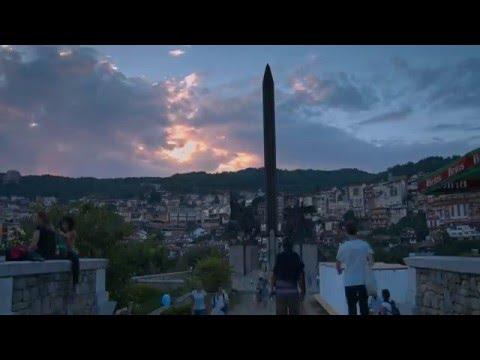 Julian Vergov for Theatres Night 2016 clip