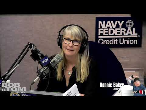 The BOB & TOM Show - Donnie Baker Fills Out Job Applications