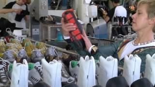 Wie ein Künzli Schuh entsteht