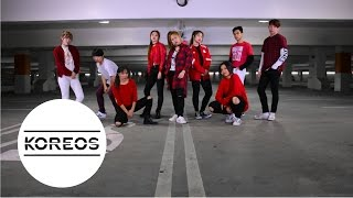 Koreos 엔시티 NCT 127 - Limitless 무한적아 Dance Cover 댄스커버