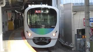 西武30000系30104F大泉学園駅通過