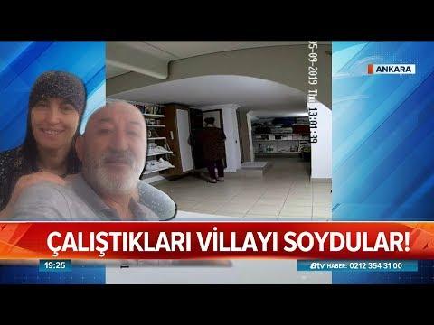 Çalıştıkları Villayı Soydular! - Atv Haber 27 Mayıs 2019