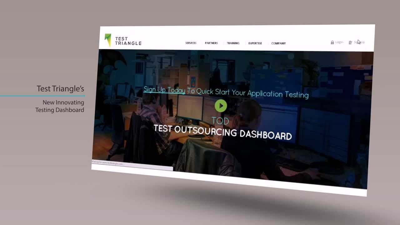 Test Triangle: IT Services, Software Testing, IT Recruitment