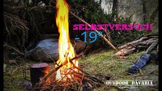 ⚠️ Gehe an´s Limit ⚠️ Vanessa Solo - Minus 19 Grad - Carinthia Defence 4 - Selbstversuch - Teil 1