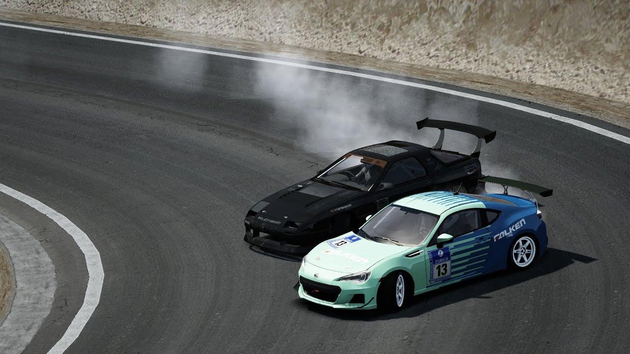 Assetto Corsa Tandem Drifting