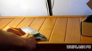 Unboxing : Western Digital Caviar Black 640gb sata hard drive