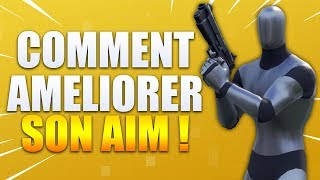 HOW to IMPROVE HIS AIM on FORTNITE!