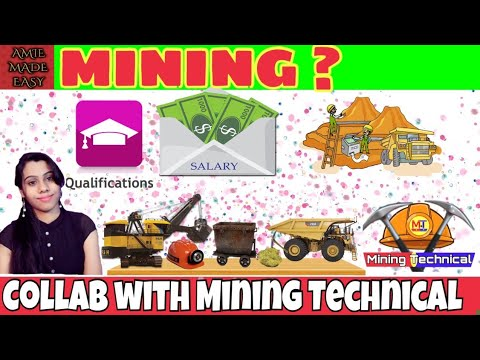 Mining Engineering , Scope & Career Opportunities In Mining -Collab!!!!! With Mining Technical