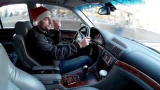 Тест драйв BMW E38 легенда 90х (обзор)