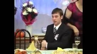 Приколы на свадьбе Жених разорвал мозг всем! Ну тамада тоже не промах