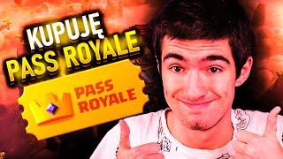 KUPUJĘ PASS ROYALE! Clash Royale Polska #032