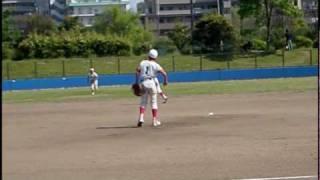 2010年5月16日 スターリーグ(対 レッドシャークス)