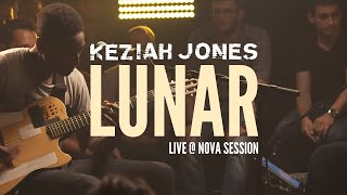 Keziah Jones - Lunar (Live @ Nova Session)