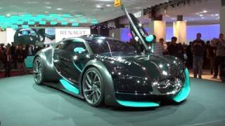 Citroen Survolt Concept 2010 Videos