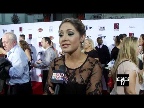 Natalie Skyy Talks Experience Working with SOA Cast!
