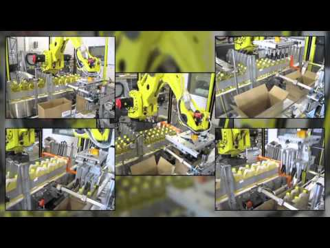 StrongPoint Automation Robotics, Material Handling  and Conveyor Systems