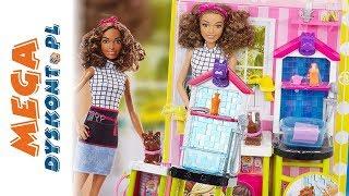 Barbie  Stylistka zwierząt  Psi fryzjer  Mattel FJB31