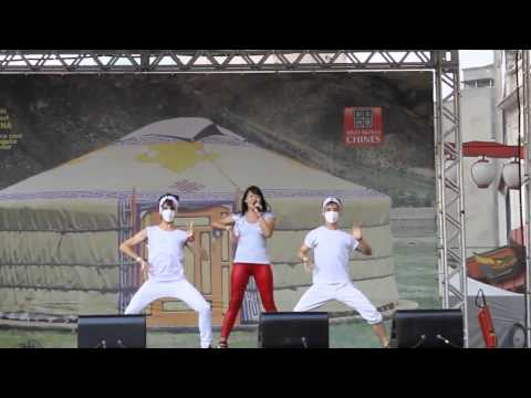 20140202 Anne Wang feat. K★NRG - Dr. Jolin