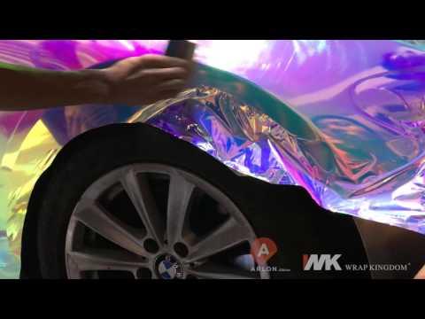 How To Install Neo Chrome Headlight Tint Film Diy Doovi