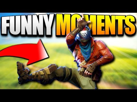 Fortnite Funny Moments - INSANE Clutch, Titled Towers RAGE, Campers (Fortnite Battle Royale Funny)