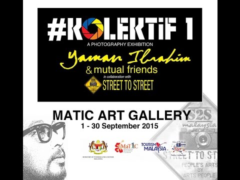 #Kolektif1 Travel Photo Exhibition