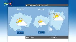 RTF.1-Wetter 09.04.2020
