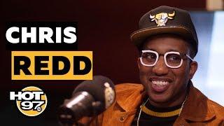 SNL's Chris Redd On Kanye West Appearance, Kodak Black & Magic Johnson