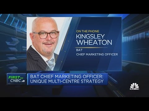'We are going beyond just the tobacco and nicotine space,' says BAT