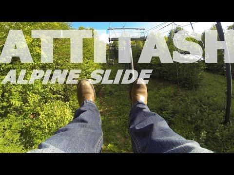 ATTITASH | Alpine Slide 2016