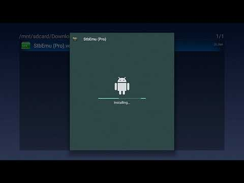 STB EMULATOR PRO DOWNLOAD AND SETUP STEP BY STEP