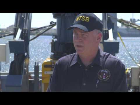 NTSB Press Briefing - El Faro VDR Recovery Mp3